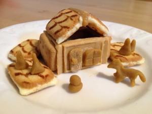 クッキー 家