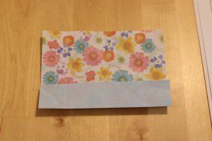 折り紙のぽち袋