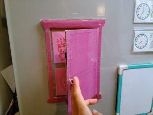 どこでもドアの型紙無料ダウンロード